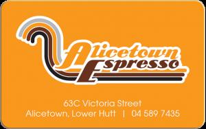 Alicetown Espresso - sample