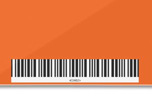 Card with barcode