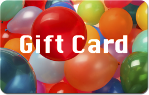 Sample Gift Card